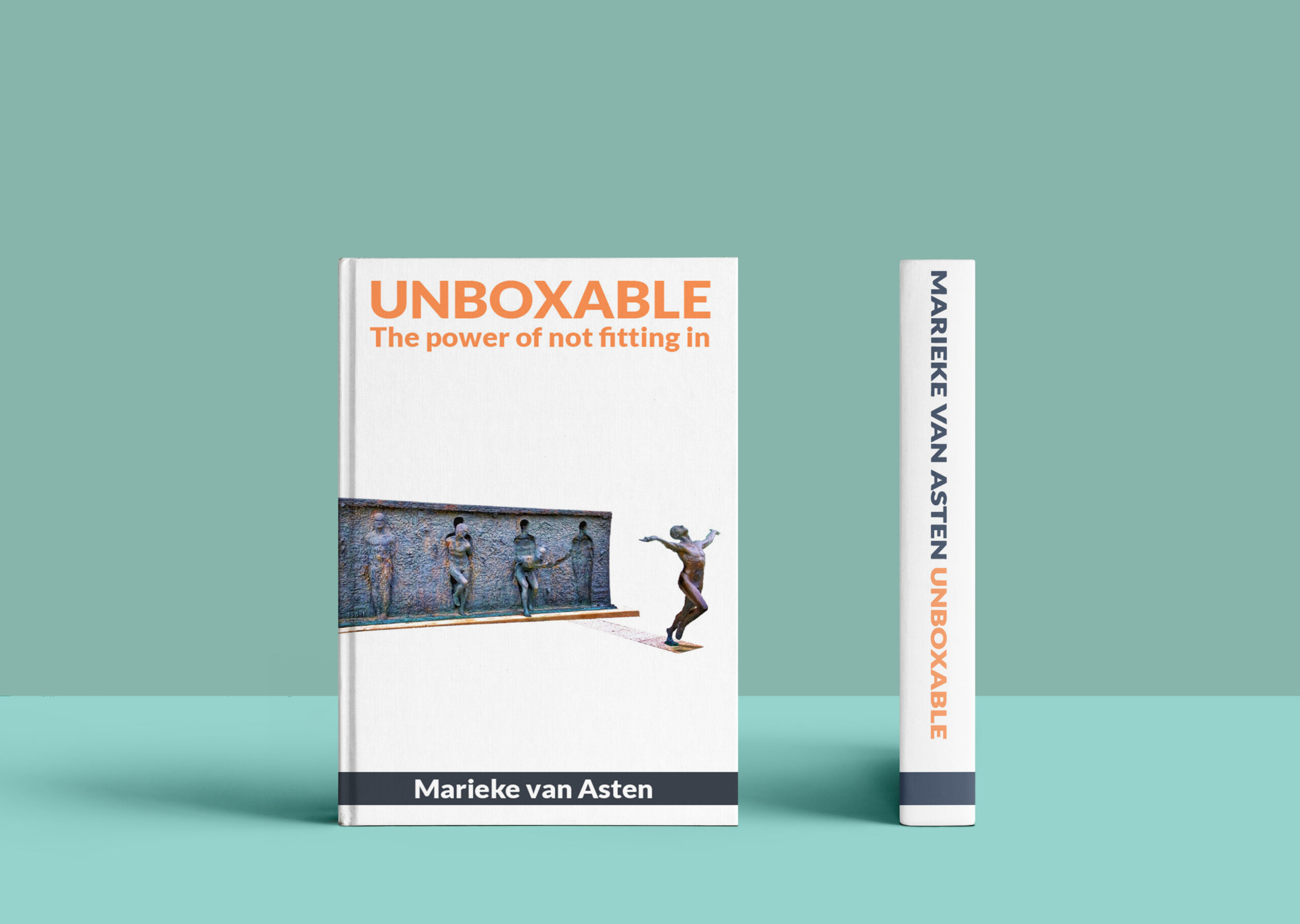 Unboxable the book.